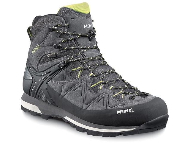 Meindl Tonale GTX Shoes Men anthracite/lemon
